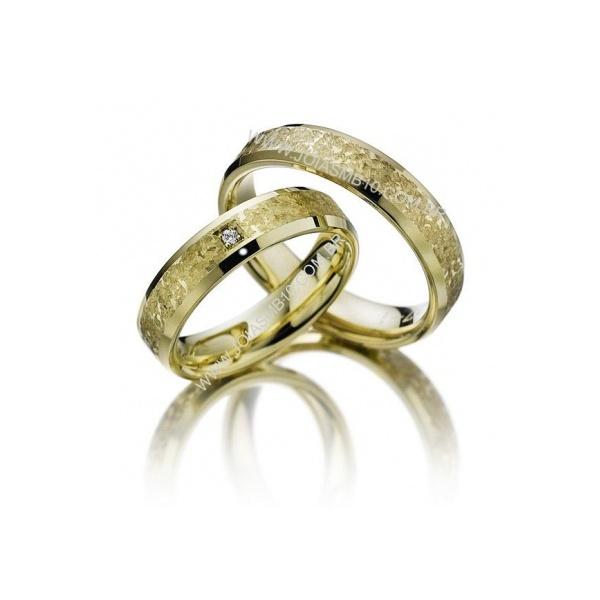 Alianças de Casamento Triunfo 7mm