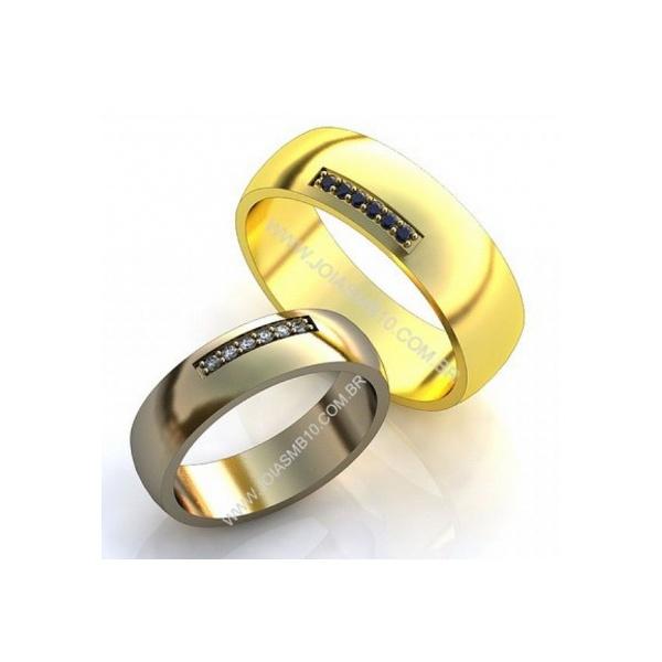 Alianças de Casamento Presidente Epitácio