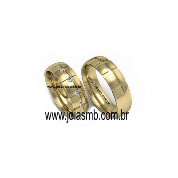 Alianças de Casamento Taquaritinga 5,6mm