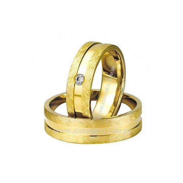 Alianças de Casamento Hidrolândia 7mm
