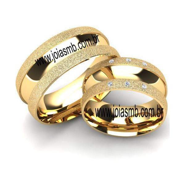 Alianças de Casamento Catu 9,3mm