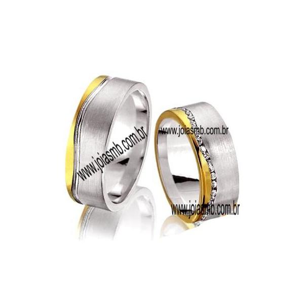 Alianças de Casamento Três Lagoas 7mm