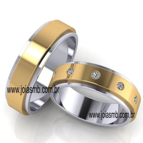 Alianças de Casamento Andradas