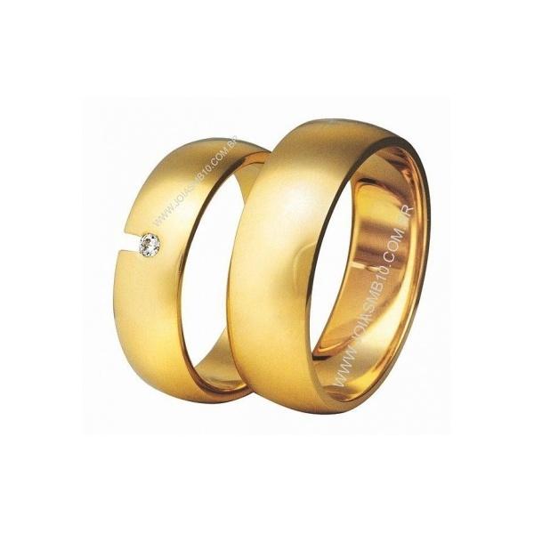 Alianças de Casamento Osvaldo Cruz