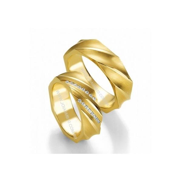 Alianças de Casamento Congonhas 7,5mm