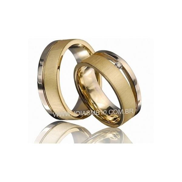 Alianças de Casamento Salinas