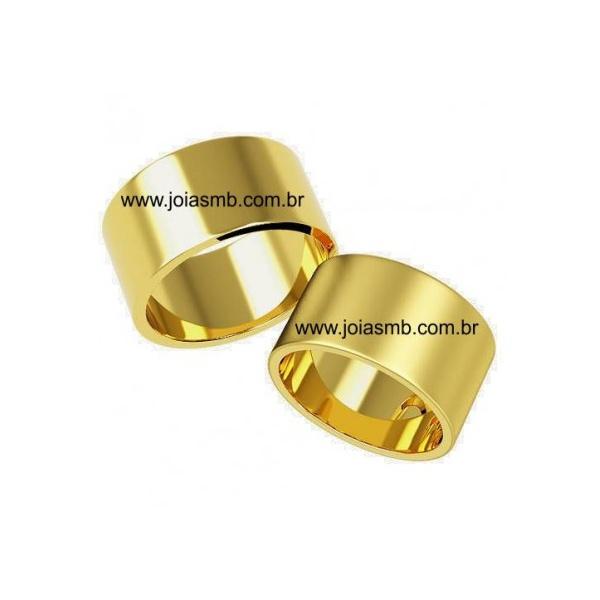 Alianças de Casamento Tramandaí 15mm