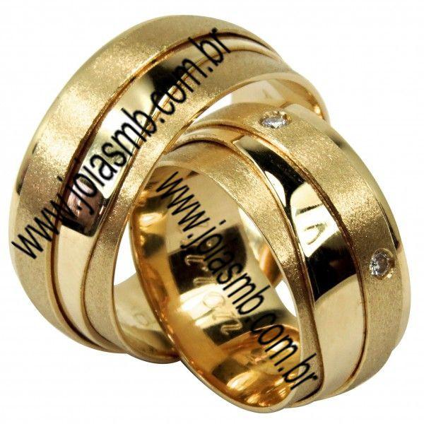 Alianças de Casamento Conselheiro Lafaiete 10,5mm
