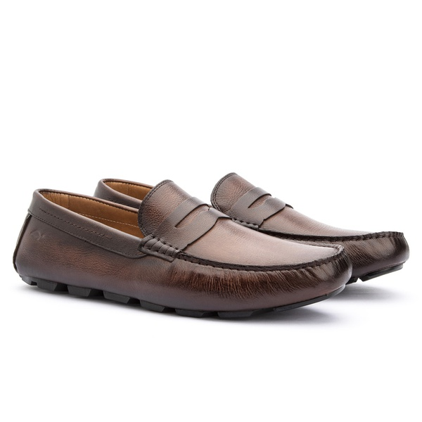Mocassim Drive Interlagos -Tan