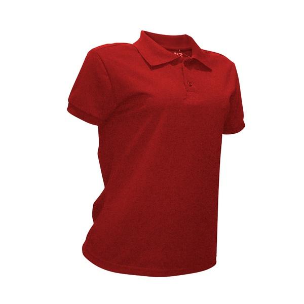 Polo Baby Look Vermelho