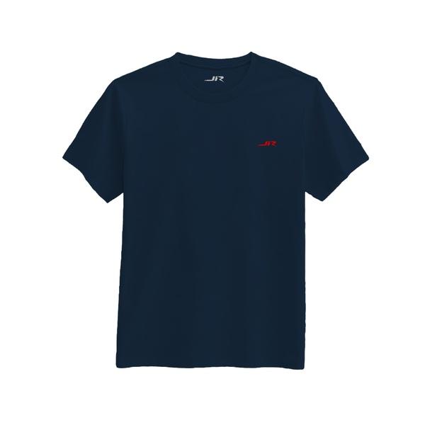 Camiseta Masculina Básica - Marinho
