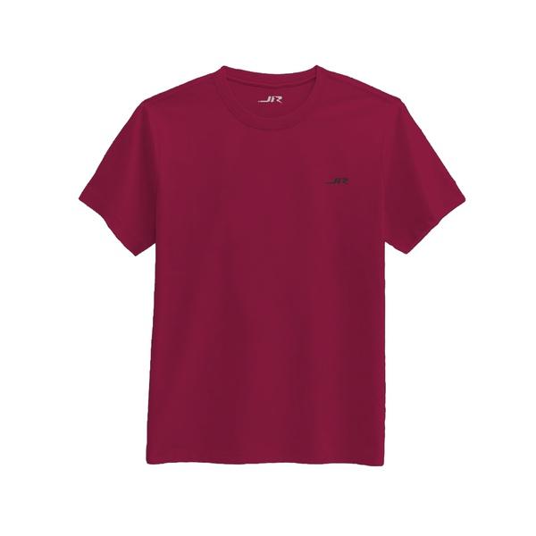 Camiseta Algodão - Vinho