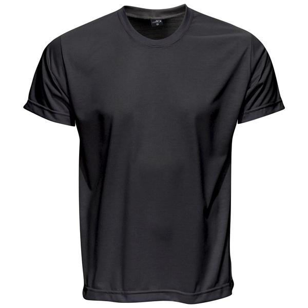 Camiseta Básica Unissex Preta