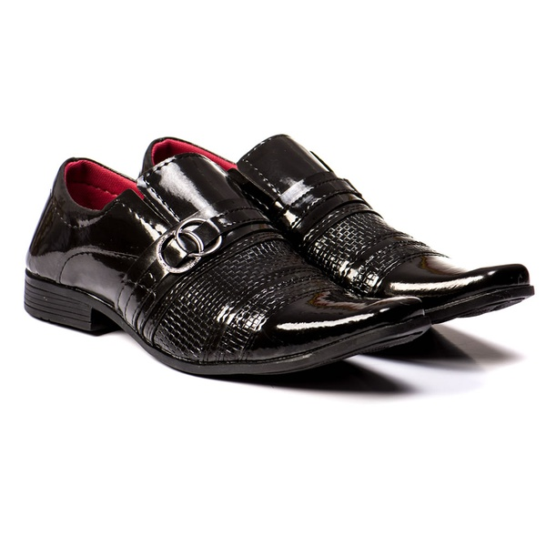 Sapato Social Kapell Verniz