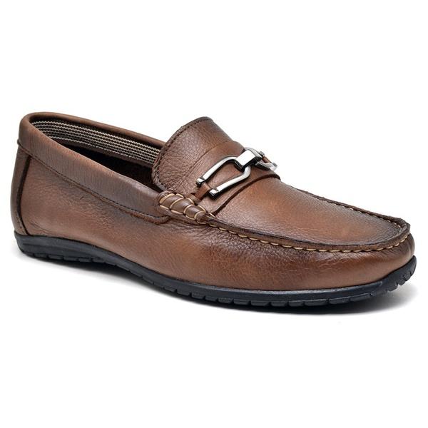 Sapato Mocassim Floter Pinhao