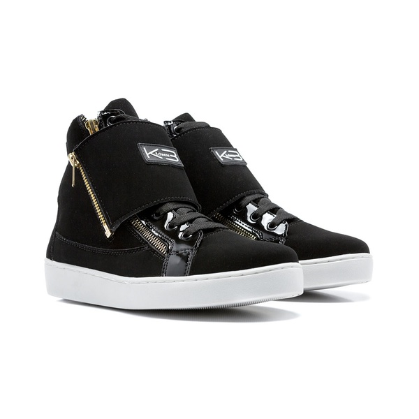 Sneaker Feminino K3 Fitness Breezy Black Edition