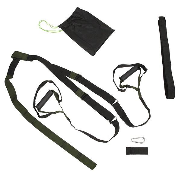 Fita Suspensão Trx Treinamento Suspenso Pilates