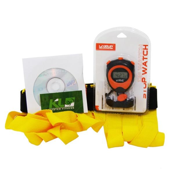 Kit Escada Agilidade Dvd Gratis + Cronômetro Digital