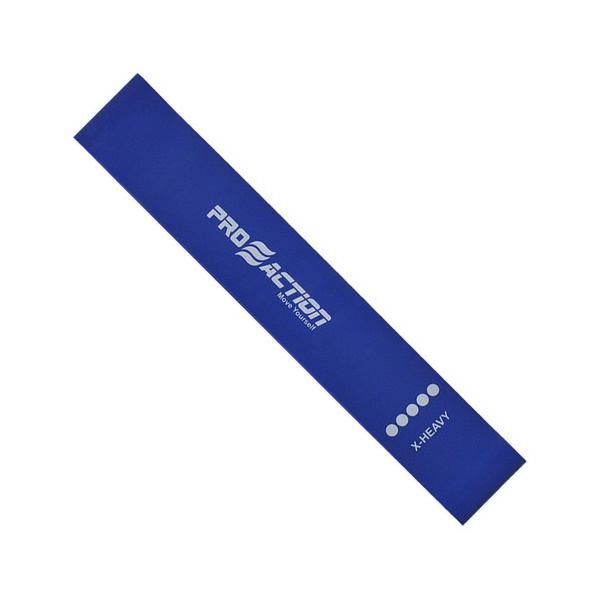 Mini Band Faixa Elástica Circular Tensão Ultra Forte Pro Action