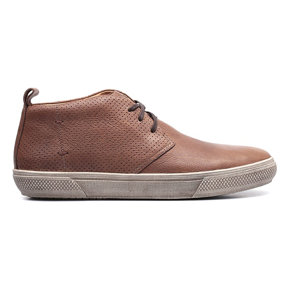 Bota Masculina Casual Riley - Conhaque