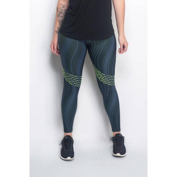 Calça Legging Fitness Matrix Cítrica