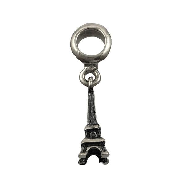 Berloque Torre Eiffel em Prata 925