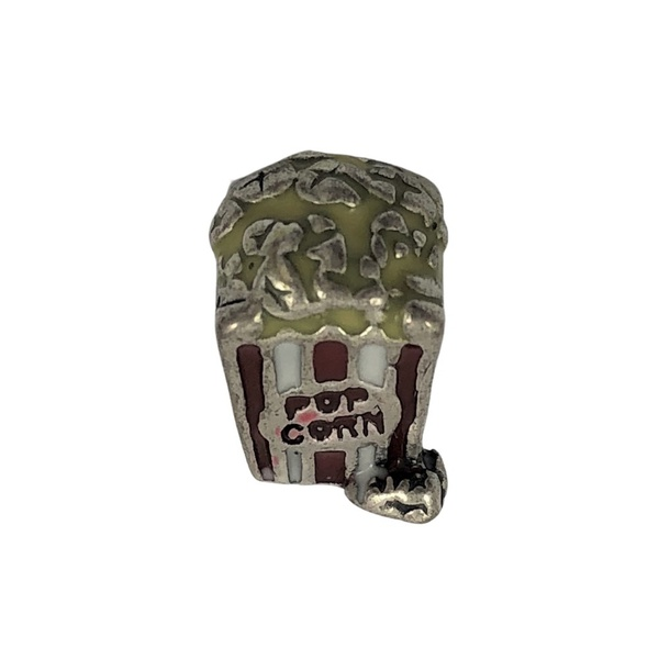 Berloque Batata Frita em Prata 925