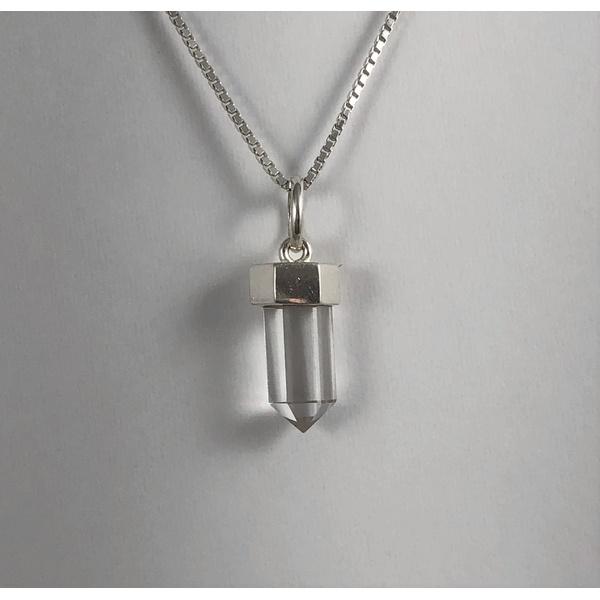 Pingente Mini Cristal