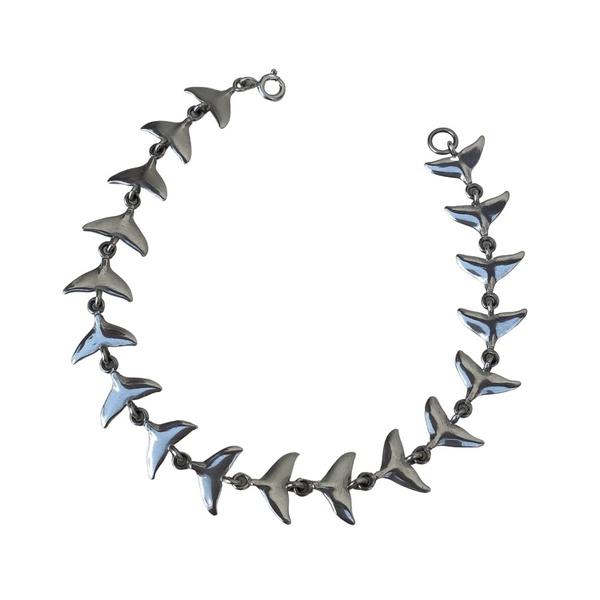 Pulseira Cauda de Sereia em Prata 925
