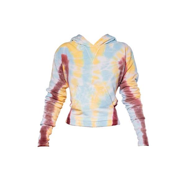 Tie Dye Sunrise - Blusa Moletom