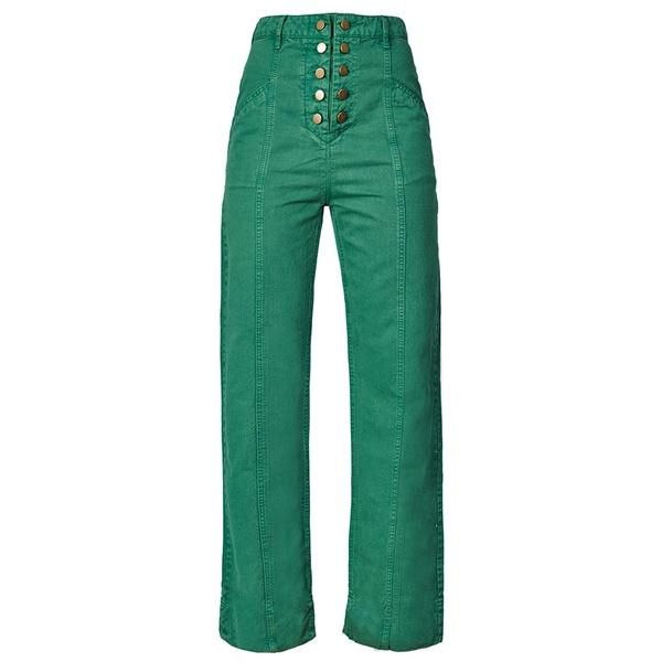 Ross - Calça Sarja Verde