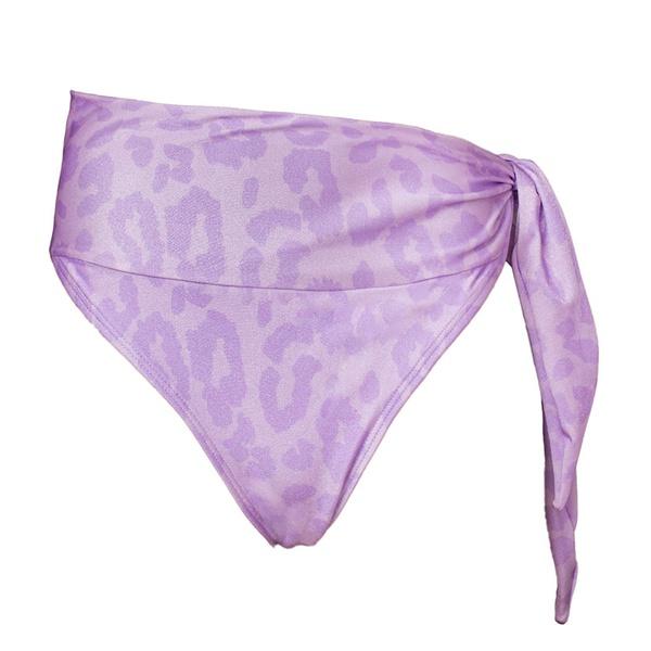 Bella Lavanda - Calcinha Hot Pants Nó