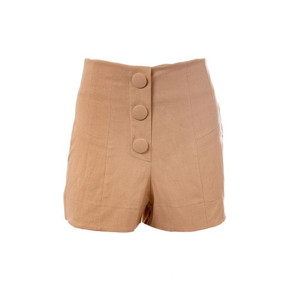 Luma Nude - Shorts Alexa Camelo