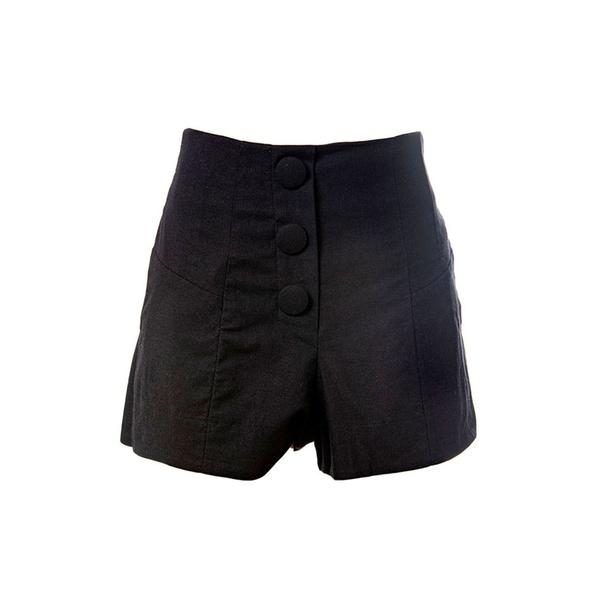 Classic Preto - Shorts Alexa Preto