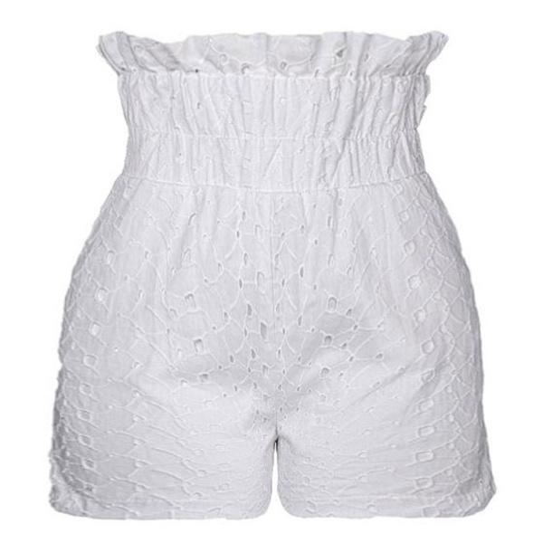 Laise - Shorts Cós Elástico