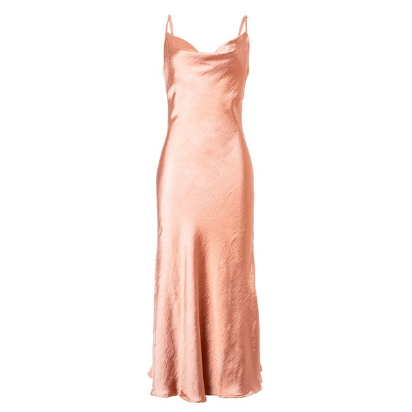Slip Dress Capuccino