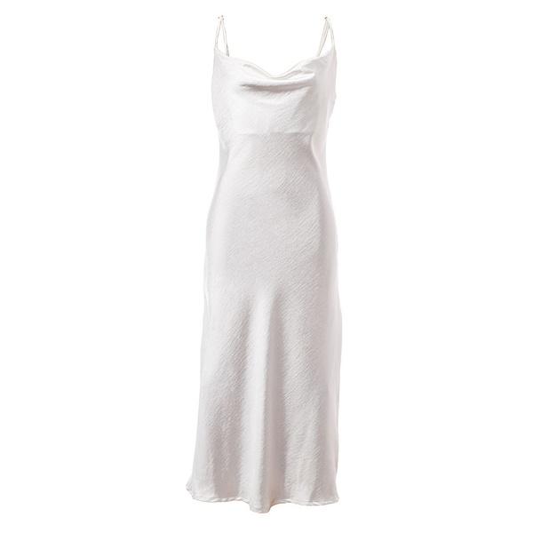 Slip Dress Off White