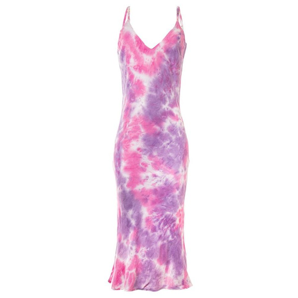 Tie Dye Aurora - Slip Dress