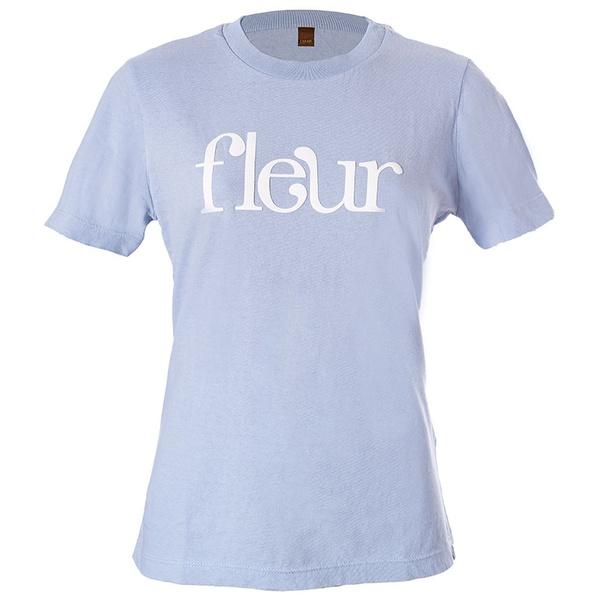 Fleur Azul - T-Shirt