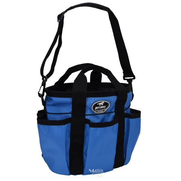 Bolsa Porta Materiais de Higiene Azul Royal