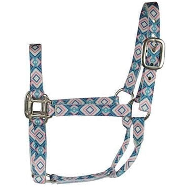 Cabresto para Cavalo Nylon Estampado Boots Horse 3919