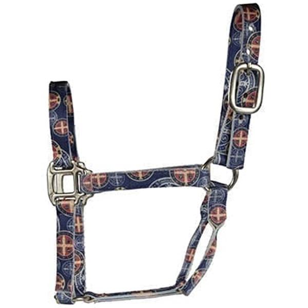 Cabresto para Cavalo Nylon Estampado Boots Horse 3926