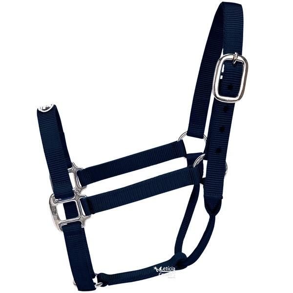 Cabresto para Cavalo Nylon Preto Boots Horse 3927