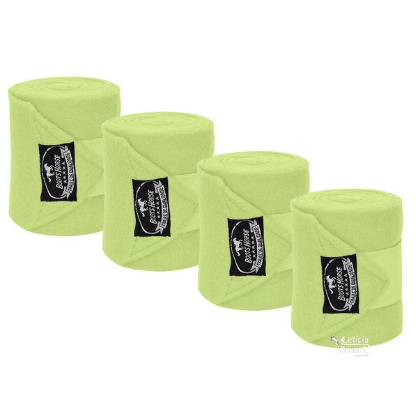 Ligas de Descanso Verde Limão Boots Horse BH-22 4346
