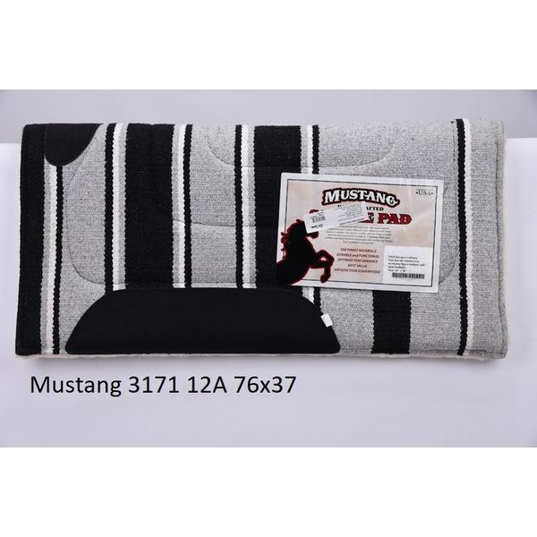Manta Mustang Saddle Pad 1955-MU 3171 12A