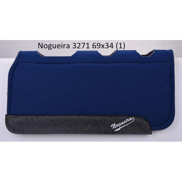 Manta Nogueira Feltro com Neoprene Tambor 3271