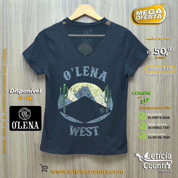 T Shirt Olena Feminina