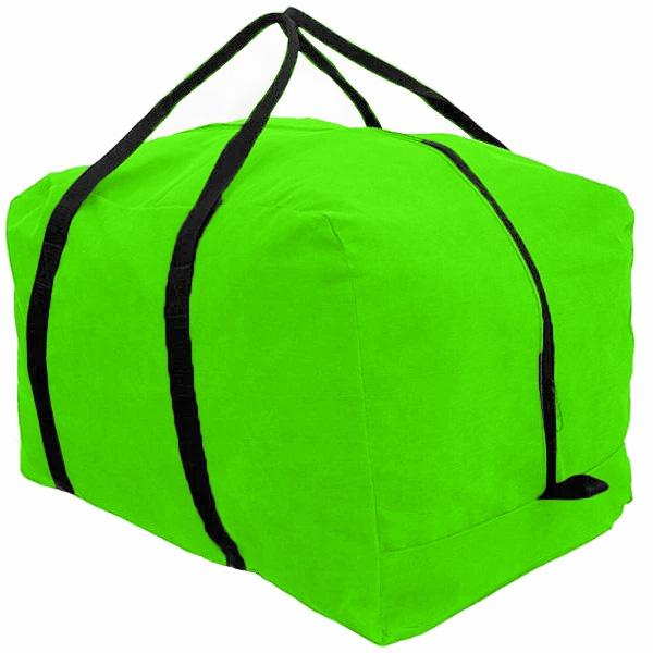 Bolsa para Sela Cor Verde Limão 4009
