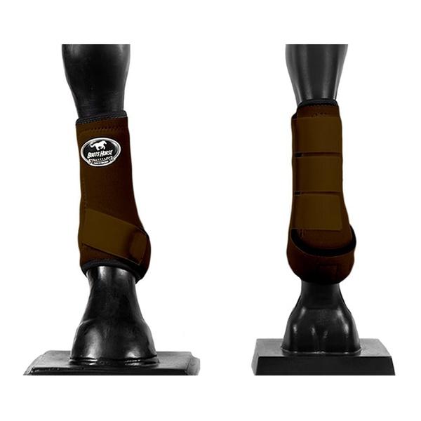 Boleteira Dianteira Color Boots Horse 4502