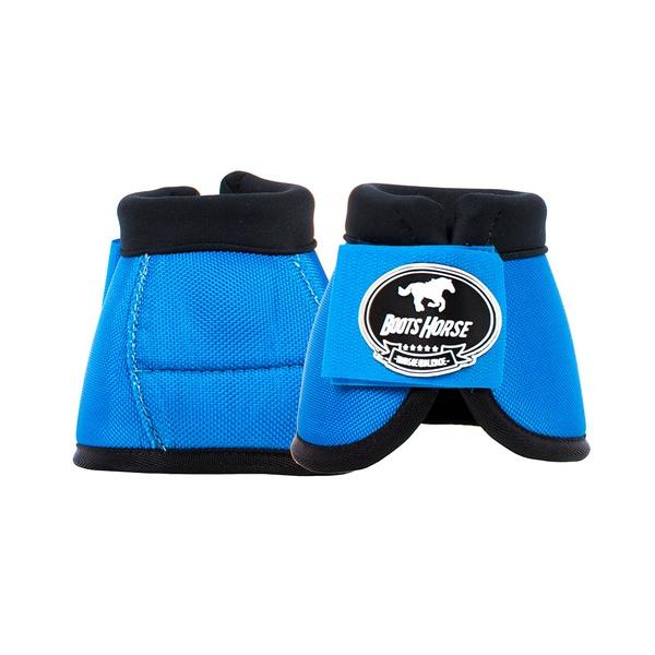 Cloche Boots Horse Azul Turquesa 3719